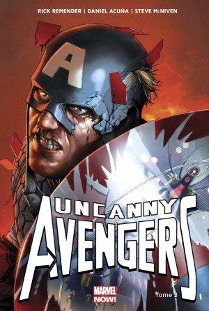 Uncanny Avengers T.3
