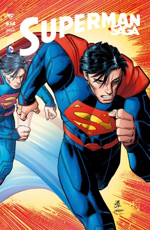 Superman Unchained # 14 Kiosque mensuel