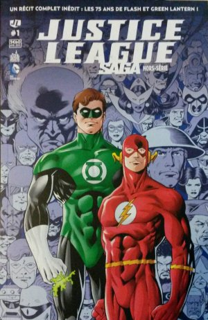 Justice League Saga Hors-Série T.1