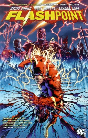 Flashpoint édition TPB softcover (souple)