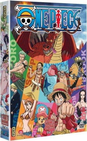 One Piece édition DVD Saison 12 - Punk Hazard