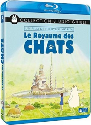 Le Royaume des Chats édition Blu-ray
