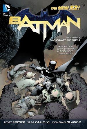 Batman # 1 TPB softcover (souple) - Issues V2 - DC Comics