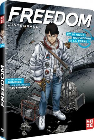Freedom édition Blu-ray