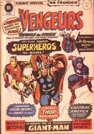 Avengers édition Kiosque (1973 - 1985)