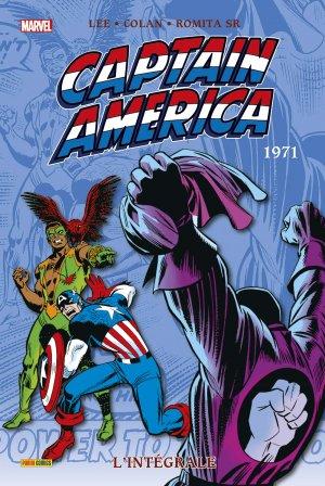 Captain America # 1971
