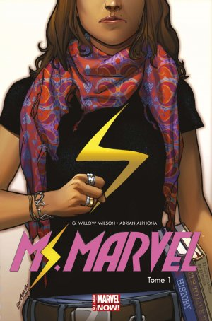 Ms. Marvel # 1 TPB HC - 100% Marvel - Issues V3/V4 (2015 - 2018)