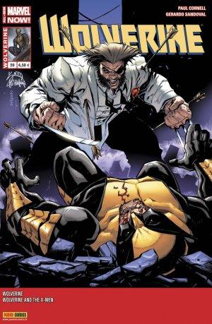 Wolverine # 20 Kiosque V4 (2013 - 2015)