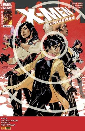 X-Men Universe # 20