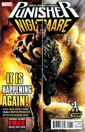 Punisher - Nightmare # 1 Issues