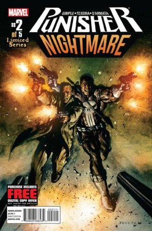 Punisher - Nightmare # 2 Issues