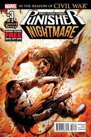 Punisher - Nightmare # 3 Issues