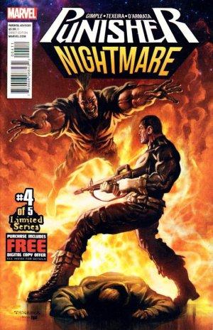 Punisher - Nightmare # 4 Issues