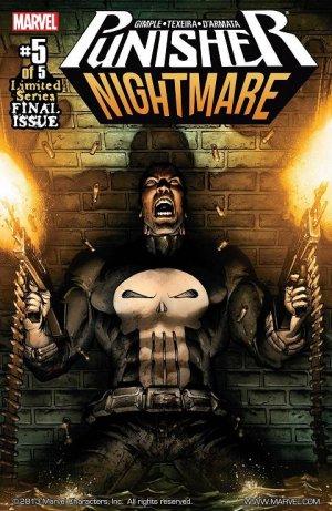 Punisher - Nightmare # 5 Issues