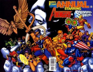 Avengers / Squadron Supreme '98 édition Issues V1 - Annuals (1998)