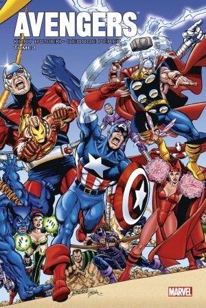 Avengers par Busiek / Pérez