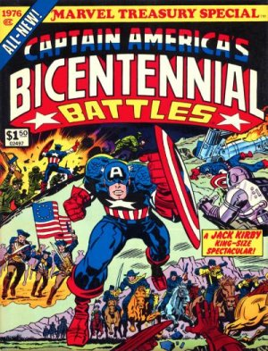 Captain America - Bicentenaire # 1 Issues