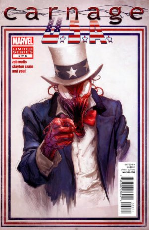 Carnage - USA # 2 Issues (2012)