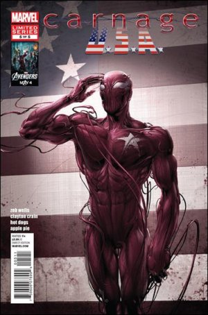 Carnage - USA # 5 Issues (2012)