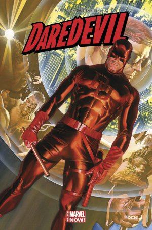Daredevil # 1 TPB Hardcover - Marvel Now! - Issues V4