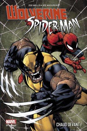 Wolverine / Spider-Man - Chaud devant ! édition TPB hardcover (cartonnée)