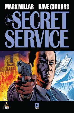 Kingsman - Services Secrets # 5 Issues