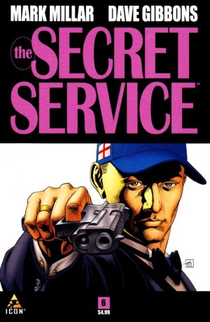 Kingsman - Services Secrets # 6 Issues
