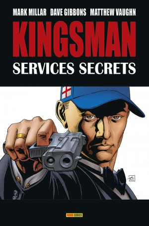 Kingsman - Services Secrets édition TPB Hardcover - Best of Fusion Comics