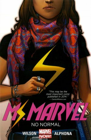 Ms. Marvel # 1 TPB Softcover - Issues V3 (2014 - 2016)