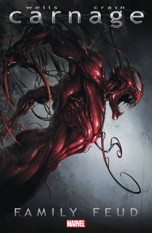 Carnage édition TPB softcover (souple) - Issues V1