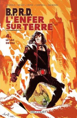 B.P.R.D - L'Enfer sur Terre # 4