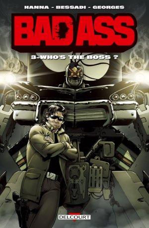 Bad Ass # 3 TPB Hardcover (cartonnée)