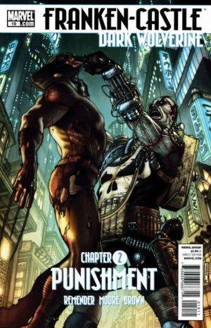Franken-Castle # 19 Issues V1 (2010)