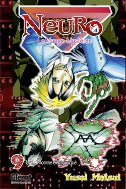 couverture, jaquette Neuro - le mange mystères 9  (Glénat Manga) Manga