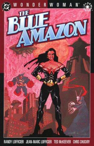 Wonder Woman - The Blue Amazon # 1 Issue (2003)