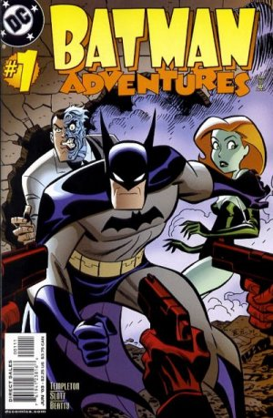 Batman - Les Nouvelles Aventures # 1 Issues V2 (2003 - 2004)