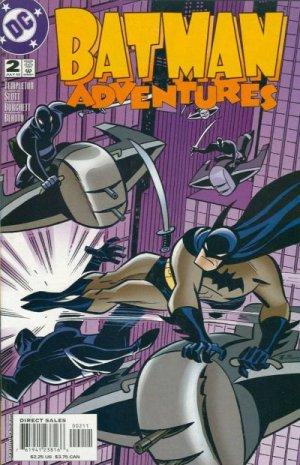 Batman - Les Nouvelles Aventures # 2 Issues V2 (2003 - 2004)