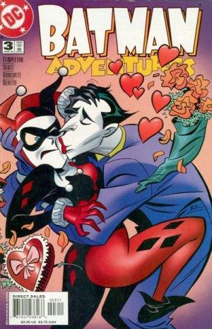 Batman - Les Nouvelles Aventures # 3 Issues V2 (2003 - 2004)