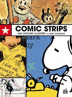 Comics strips, une histoire illustrée édition TPB hardcover (cartonnée)