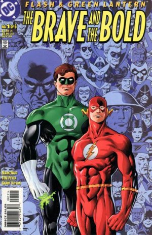 Flash & Green Lantern - The Brave and the Bold édition Issues (1999 - 2000)