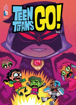 Teen Titans Go ! édition TPB softcover (souple) - Issues V2 (2015)