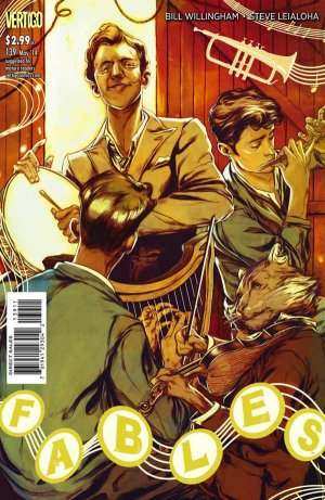 Fables # 139 Issues (2002 - 2015)