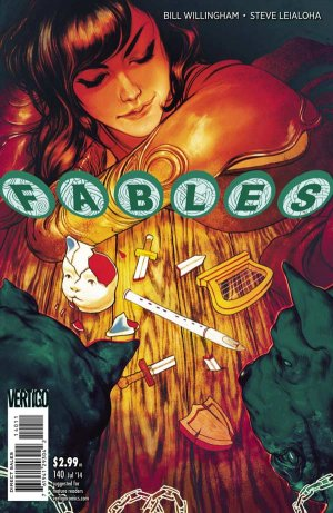 Fables # 140 Issues (2002 - 2015)