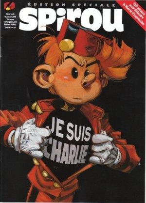 Le journal de Spirou édition Hors série 2015