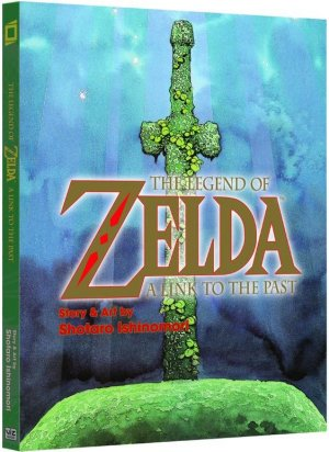 The Legend of Zelda - A Link to the past (Ishinomori) édition Réédition