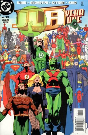 JLA - Year One 12