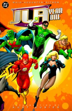 JLA - Year One # 1 TPB softcover (souple)