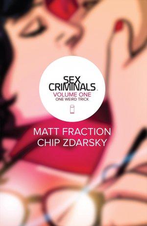 Sex Criminals édition TPB softcover (souple)