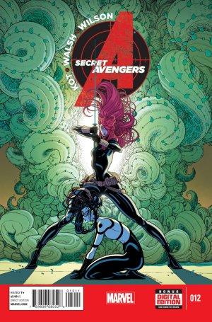 Secret Avengers # 12 Issues V3 (2014 - 2015)