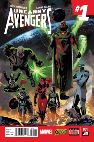 Uncanny Avengers édition Issues V2 (2015)